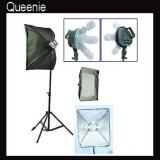 Pro 5 socket 1 light Phote Studio Video Lighting Kit