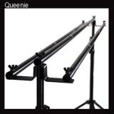 Triple Crossbar Professional Backdrop stand Kit